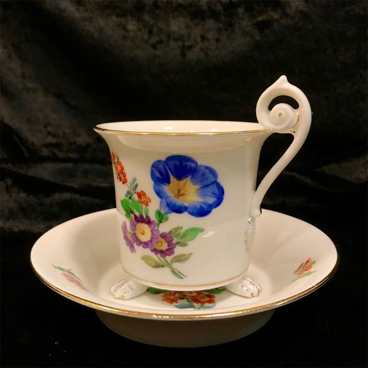 麥森(Meissen) 杯盤組