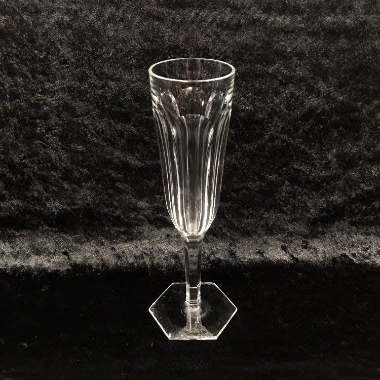 Baccarat Champagne glass