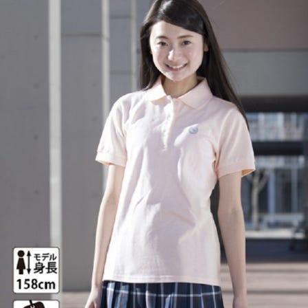 ポロシャツスタイル(ポロシャツ・スカート)
