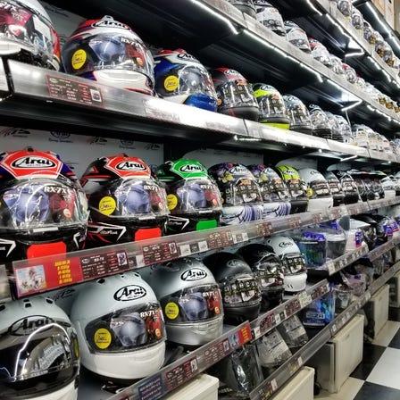 ARAI 헬멧