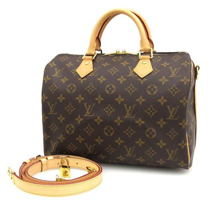 Louis Vuitton Monogram Speedy Bandouliere 30 M41112
