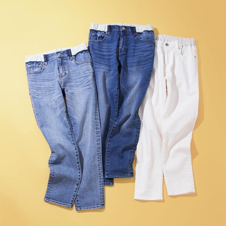 SLIMBOY美型牛仔褲