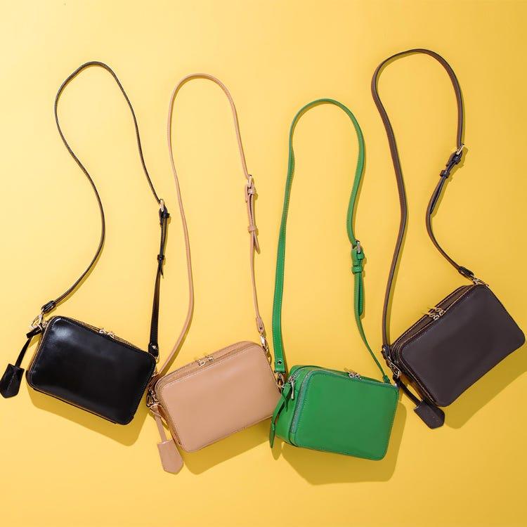Wallet mini shoulder bag