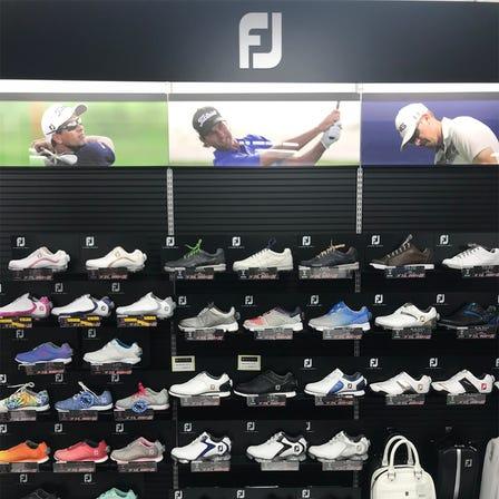 各类日本、海外顶级高尔夫球鞋 Footjoy、Adidas、Mizuno等