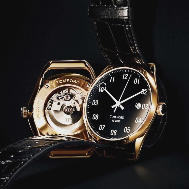 """""""TOM FORD"""" is gaining popularity as a luxury brand that is longing for worldwide.The long-awaited gold model is available! Model name:TFT002"""