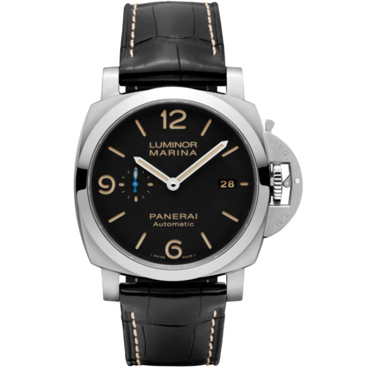 "PANERAI 人氣模特 ""LUMINOR MARINA 1950 3 DAYS AUTOMATIC ACCIAIO - 44MM""