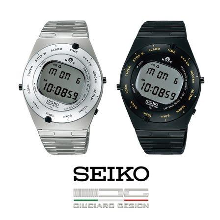 SEIKO × GIUGIARO DESIGN