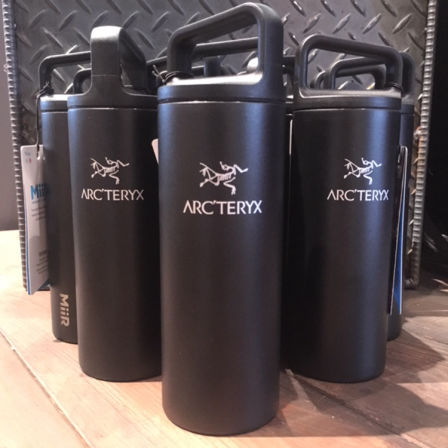 ARC'TERYX Wide Mouth Bottle 16oz(原創隨身壺)