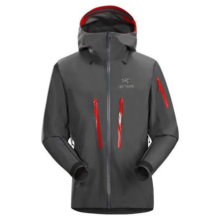 Alpha SV Jacket Men's(應對惡劣氣候環境 男士外套)