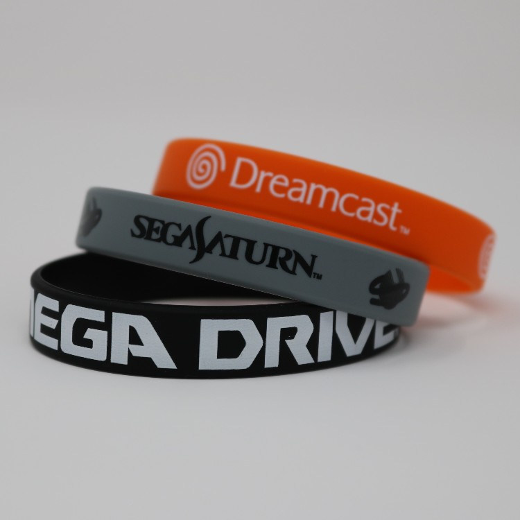 bracelet MEGA DRIVE Dream cast SEGA SATURN