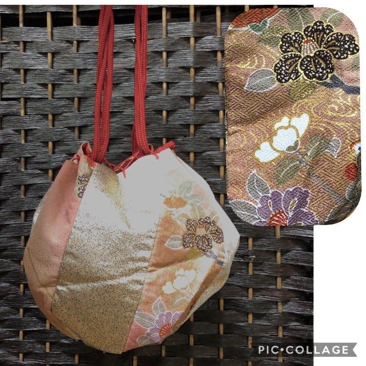 【Sale】Drawstring bag (New)