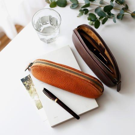 Tone Oilnume Curve Line Pen Case