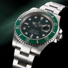 Rolex Submariner Date 116610LV Green