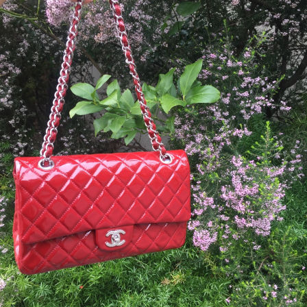 Vintage CHANEL Matellasse