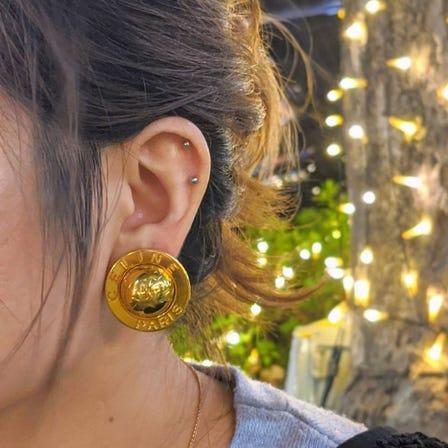 Vintage CELINE earring