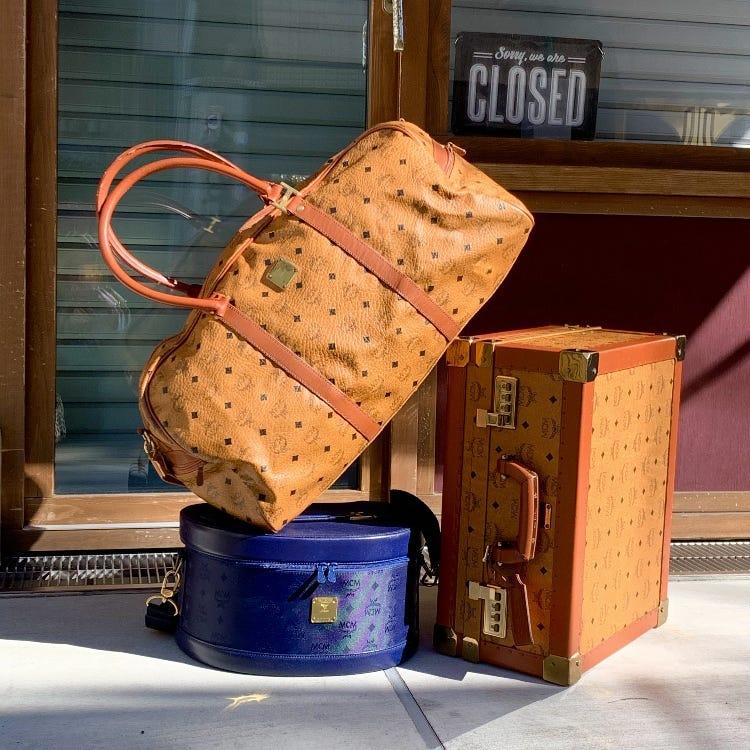 Vintage MCM Bag