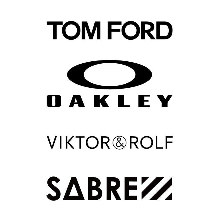 Famous and popular eyewear brand