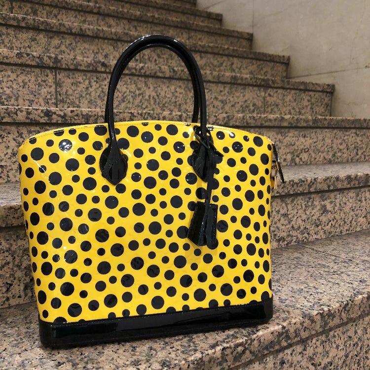 Vintage Louis Vuitton × Yayoi Kusama