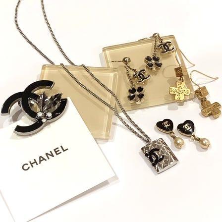 vintage CHANEL accessory  ¥27,000+tax〜¥39,000+tax