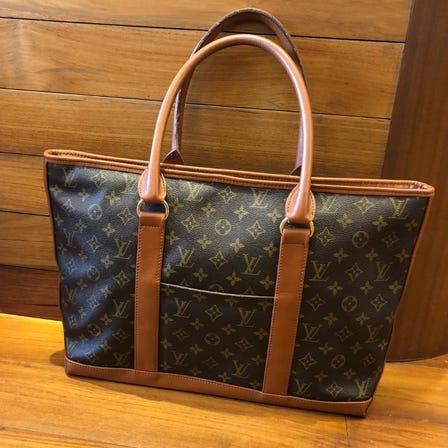 VINTAGE LOUIS VUITTON BAG Weekend ¥65.000+tax