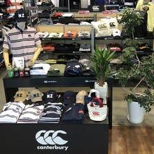 『橄欖球』因日本代表隊制服而眾所周知的坎特伯雷(Canterbury)運動服!還有多種休閒服