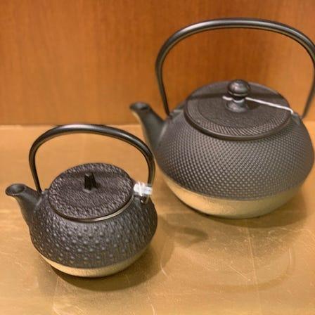 南部鐵器  鐵瓶、茶壺