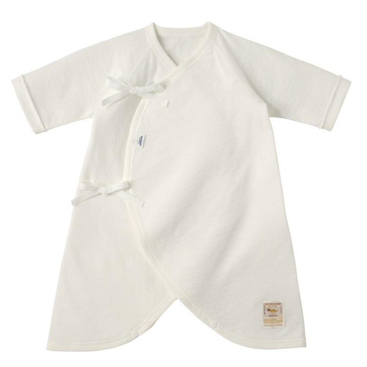 Kimono romper (sea-island cotton)