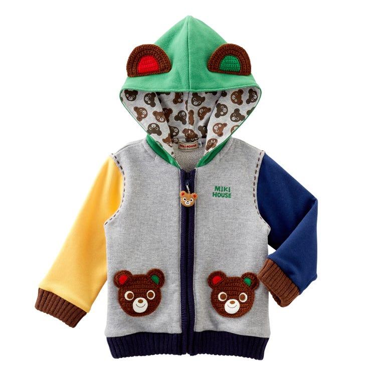 Infant hoodie