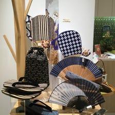 Folding fan, Japanese accessories