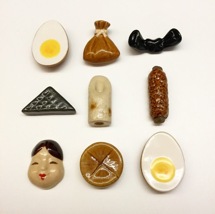 Masters Craft original chopstick rest Oden series