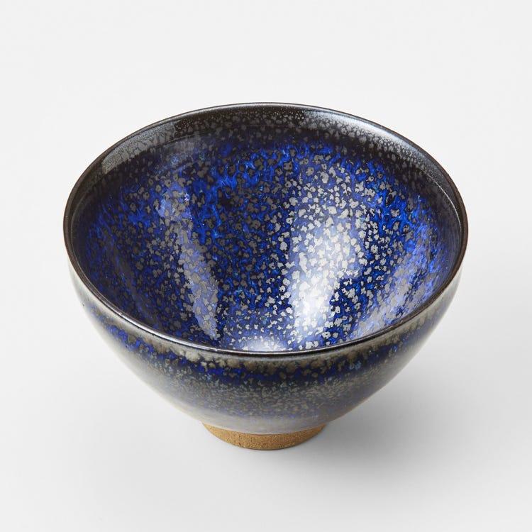 Tenmoku dark glaze cup (for sake or tea)