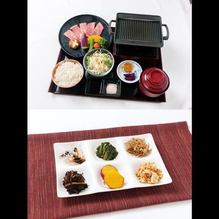 11F 그루메가 교토코토코토 고베 쇠고기 철판구이정식