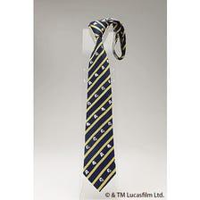 Silk narrow tie Star Wars royal crest Yamashiroya limited edition