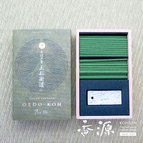 Tokyo's scent master uses fragrance to express the Edo culture of fun and fashion