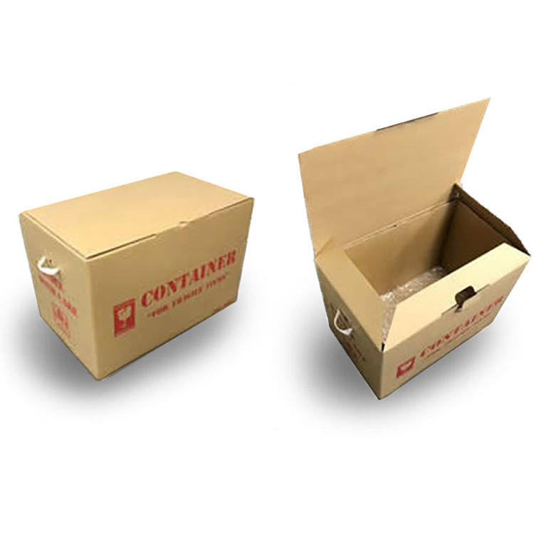 Cardboard Box(4types of carton box and fragile container)