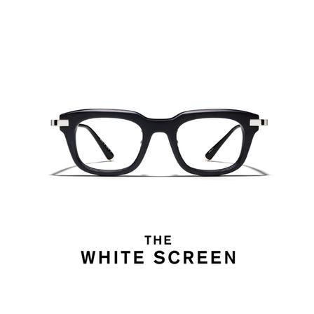 THE WHITE SCREEN 充分展現高度工業品質及現代時尚感。日本製。