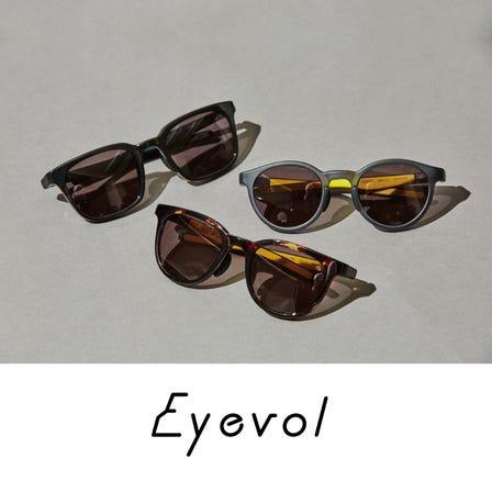 Eyevol 只有「23g」。從設計至製造階段均於日本國內完成。