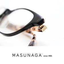 MASUNAGA 1905<br /> A long-established Japanese glasses manufacturer. High quality
