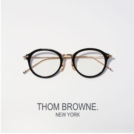 THOM BROWNE<br /> 세련된 디자인의 고품질 아이웨어. 일본제