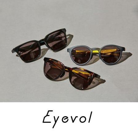 Eyevol<br /> 불과 '23g'. 디자인에서 제조까지 일본에서 제작