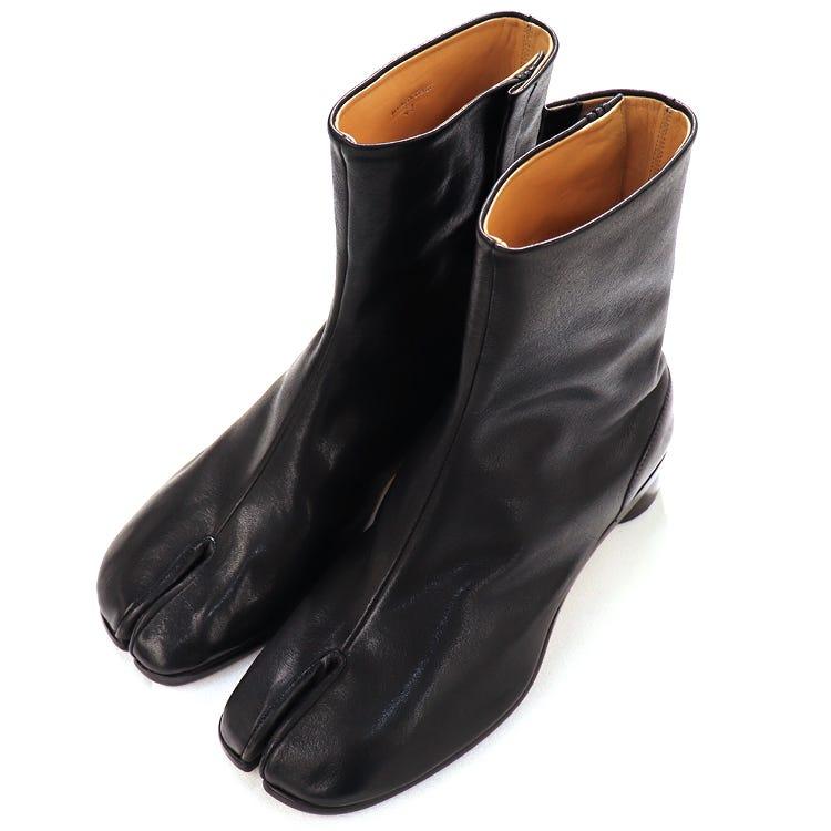 Maison Margiela / MMA TABI BOOTS 3OMM / size40 / BLACK