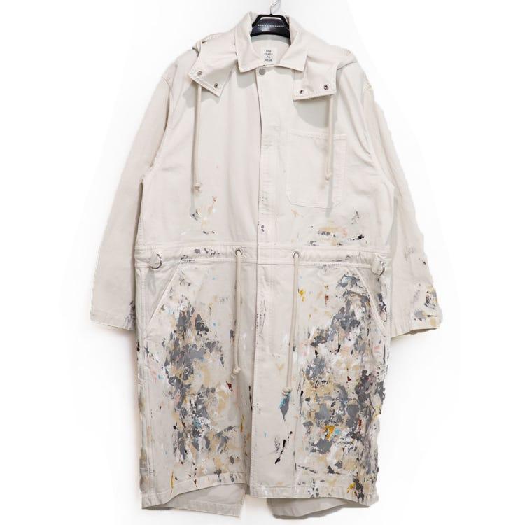 SOE / SO Painter Coat / size1 / OFF WHITE
