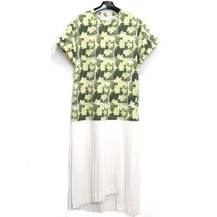 3.1Phillip Lim / PH SS DAISY PRINTED TSHIRT DRESS / Size40
