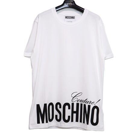 MOSCHINO / MO BIG LOGO TEE / Size 50