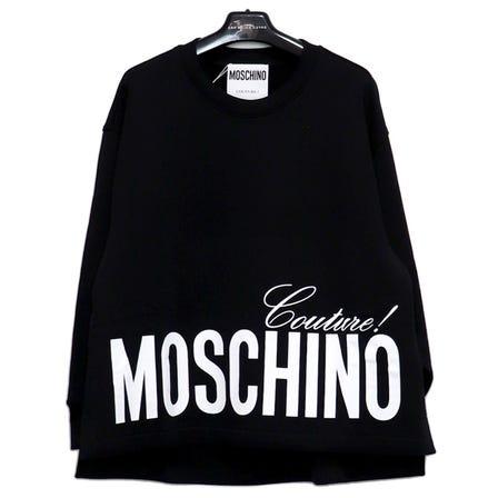 MOSCHINO / MO LOGO SWEAT /Size38