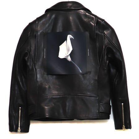 beautiful people / bp mapplethorpe riders jacket