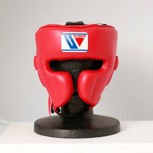 Winning FG-2900 Headgear  face guard (red, blue, black, white) M・L
