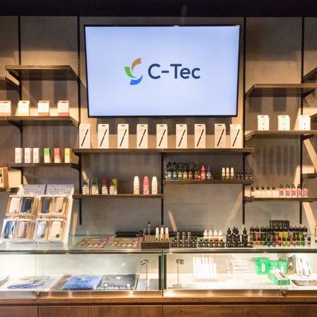 Vaping/cigarettes/C-Tec