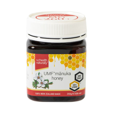 麥蘆卡蜂蜜(Manuka Honey) UMF10+(MG260+)