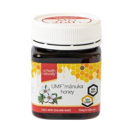 麦芦卡蜂蜜(Manuka Honey) UMF10+(MG260+)